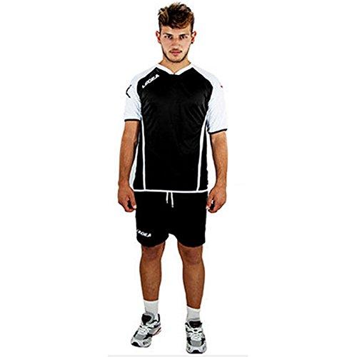 Legea - Volleyball-Hosen für Herren in Grün / Weiß