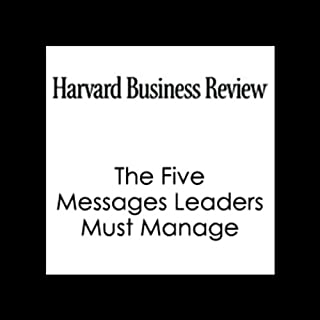 The Five Messages Leaders Must Manage cover art
