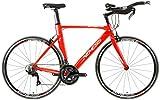 Motobecane 2019 Nemesis Triathlon Dura-Ace/R7000, 22 Speed Triathlon Time Trial Bike (Guards Red, 48cm - 5'1'-5'6')