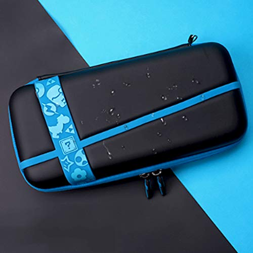 USB Flash Drive Case, EVA Waterproof Electronic Accessories Organizer Holder for Travel for Hard Drives, Cables, Phone, USB, SD Card