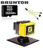 Brunton 'ALL DAY GOPRO HERO 3+' Power Pack, Yellow 32GB Micro SD Card