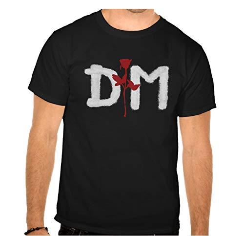 Depeche Mode Rockband Rock Music Legends Fun T-Shirt - 929 -SW