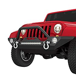The Rock Crawler Front Bumper by LEDKINGDOMUS
