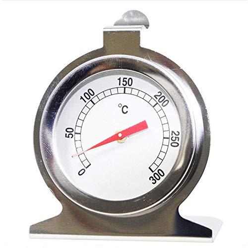 termómetro de carne medidor temperatura del horno termómetro de alimentos para barbacoa sonda de temperatura termómetro de repostería para cocinar Medición para cocinas profesionales y domésticas