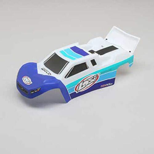 Losi 210018 Body Blue: Mini-T 2.0 BL