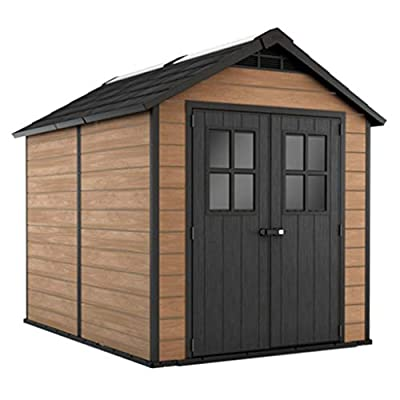 Keter Composite Shed 7x7 Super Strong