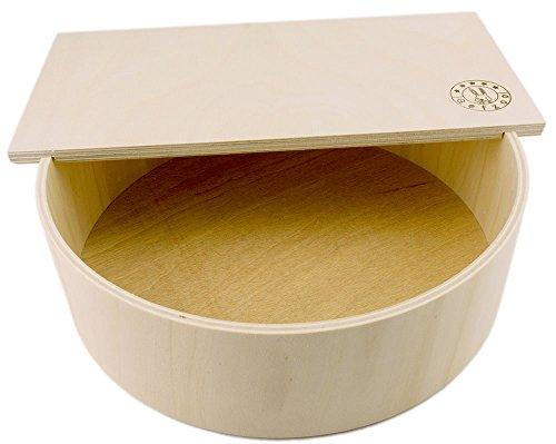 Getzoo Ø 27 cm Sandbad S (eckiger Deckel, Höhe 8 cm)