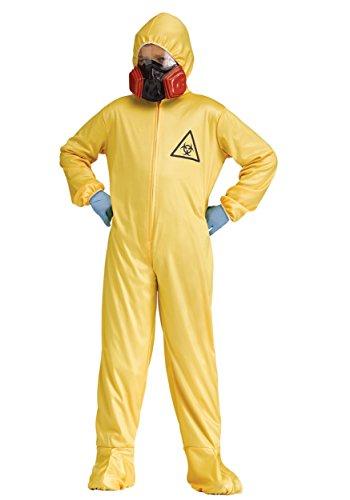 Child Hazmat Costume Large