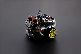 DFROBOT Turtle Kit: A 2WD DIY Arduino Robotics Kit for Beginner
