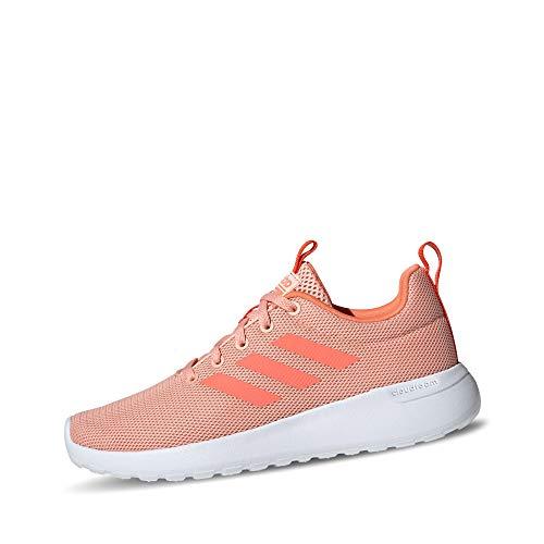 adidas EE6957 Lite Racer CLN Mädchen Sneaker aus Mesh Textilinnenausstattung, Groesse 38 2/3, apricot
