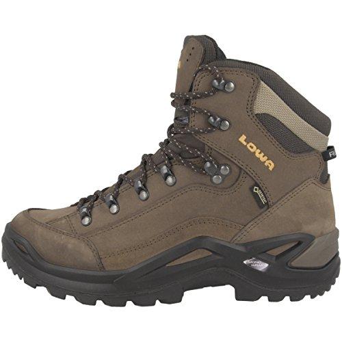 Lowa Men's Renegade GTX Mid Hiking Boot,Sepia/Sepia,10.5 M US