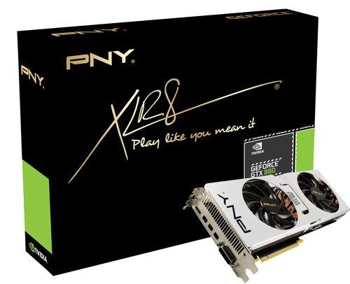 PNY GF980GTXPE4GEPB - Geforce GTX 980 4 GB GDDR5 1127 mhz/7 Gbps