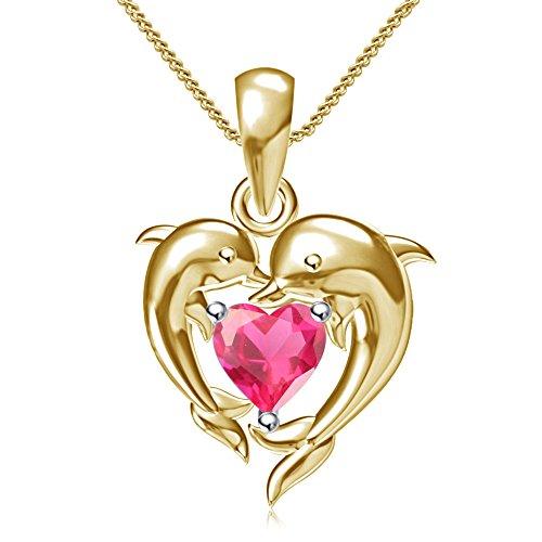 Fashion 925 Vorra de plata de ley en forma de corazón de...