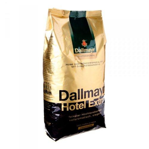 Dallmayer Hotel Extra 100% Arabica gemahlen Kaffeepulver 1Kg