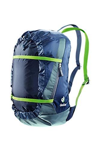 Deuter Gravity Rope Bag Sac à cordon, 48 cm, Bleu (Navy-Granite)
