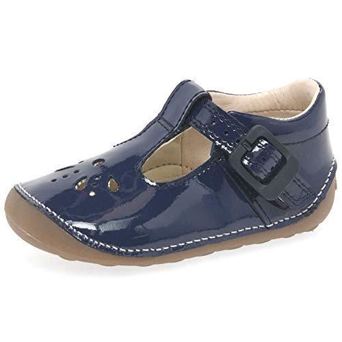 Clarks , Mädchen Geschlossene Sandalen, Blau - Marineblau - Größe: 37.5 EU