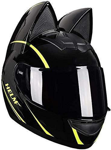 VERDELZ Cascos abatibles para moto para hombres y mujeres casco modular de cara completa aprobado por ECE/DOT unisex para adultos ligero scooter ciclomotor bicicleta de calle carreras de crash 3_XL