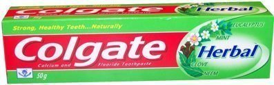 Brand New Pack of 6 Colgate Herbal ToothPaste with Eucalyptus…
