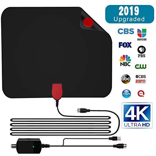 【Newest】 HDTV Antenna, Gr8ware HD Digital...