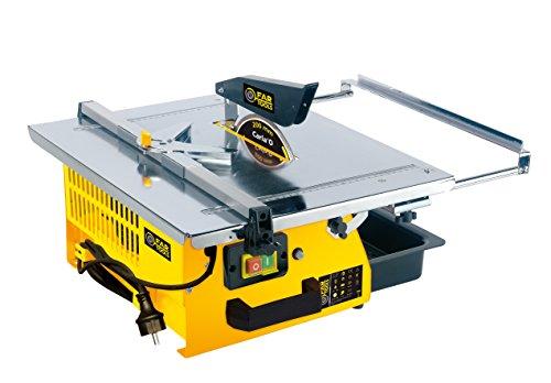 Fartools, TC 200, TC tegola taglierina elettrica, Ø 200 x 22,2 millimetri, 900 Watt