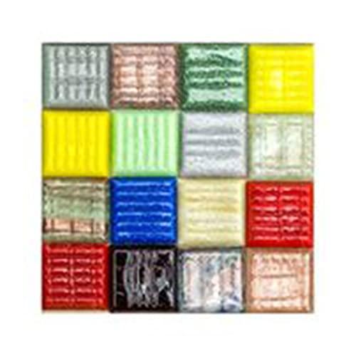 Pegatinas de Azulejos 3D Peel and Stick 10 Hojas de 4'x 4' (10 cm x 10 CM) Pegatinas de Azulejos de Piso Cocina y calcomanías de baño Forma de cuadrícula Moda y Estilo Simple Mosaico (Color : N)