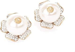 Luxury Fashion | Dolce E Gabbana Womens WEL2N11W1111ZOO00 Gold Earrings | Fall Winter 19