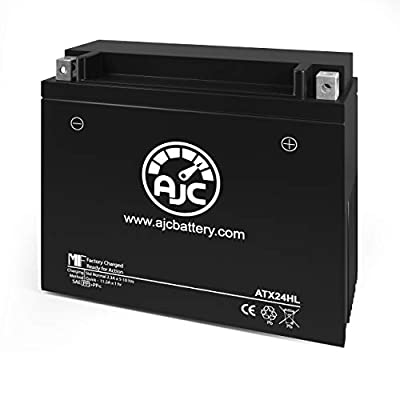 BRP (Can-Am) Spyder (RT F3) 1330CC Motorcycle Replacement Battery (2014-2018) - This is an AJC Brand Replacement