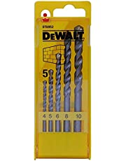 DeWalt DT6952-QZ Masonry Drill Bit 5 Piece Set