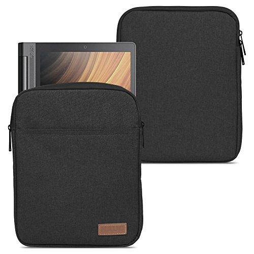 NAUC Tablet Tasche für Lenovo Miix 320 310 300 Hülle Schutzhülle Schwarz Sleeve Cover