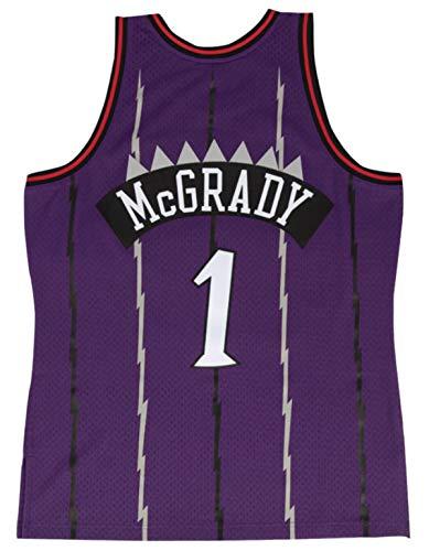 Mitchell & Ness Toronto Raptors Tracy McGrady 1998 Road Swingman Jersey (Medium)