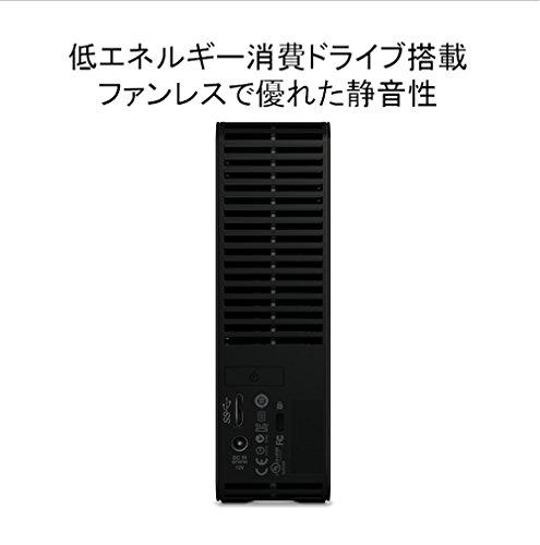 WDHDD外付けハードディスク3TBWDElementsDesktopWDBWLG0030HBK-JESNUSB3.0/XboxOne対応/3年保証