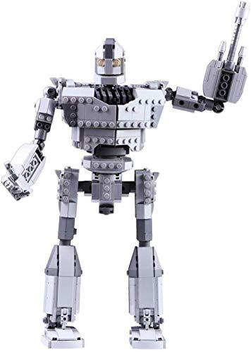Xyfw Figura De Acción, Personaje Iron Giant, 818 Piezas, 42,5 × 32 Cm