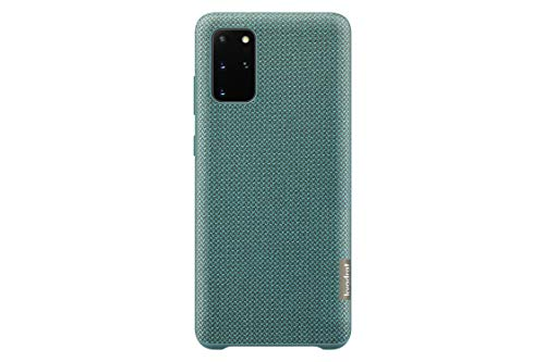 Samsung Official Galaxy S20+ Plus Case, Kvadrat Back Cover (Green)