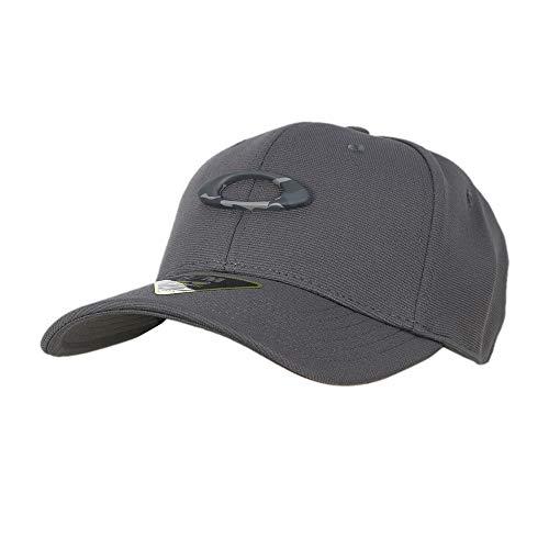 Oakley Herren TINCAN Cap Mütze, Uniform Grau, L/XL