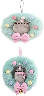 Gund Standing and Sitting Pusheen Wreath (2 Piece Bundle)