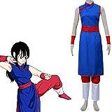 THWJSH Kiki Cosplay, estilos de disfraz originales para hombres y mujeres, transforma en el personaje principal de tu serie de dibujos animados favoritos, azul-S