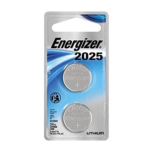 Eveready Battery Co Ener2pk 3V 2025 Battery 2025Bp-2 Watch & Calculator