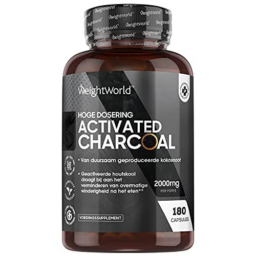 charcoal capsules kruidvat
