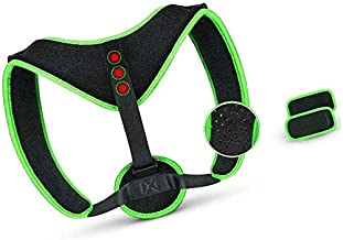 ADA Posture Corrector for Women Men - Posture Brace - Adjustable Back Straightener - Discreet Back Brace for Upper Back Pain Relief - Comfortable Posture Trainer for Spinal Alignment & Posture Support