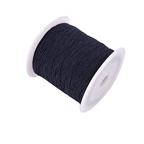 0.3 mm Elastic String Cord Elastic Thread Beading String Cord Stretch String for Crafting Jewelry Making Bracelets Necklace Beading,180 Meters,Multi-Color