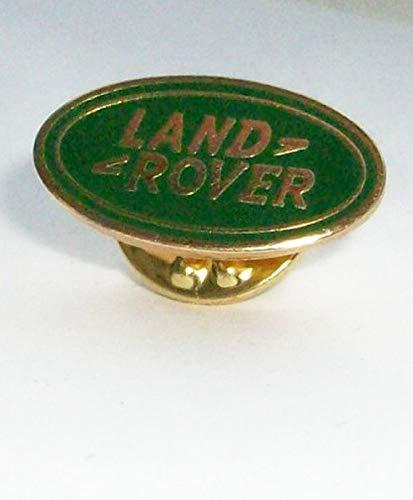Unbekannt Anstecknadel Land Rover Emaille