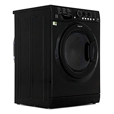 Hotpoint FDL 9640 K UK Washer Dryer - Black