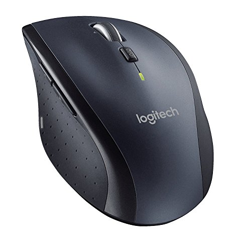 Logitech Marathon M705 Wireless Mouse-Black