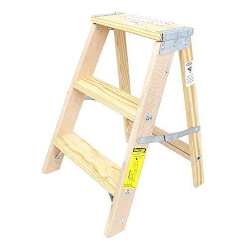 (ミシガンラダー) Michigan Ladder Co.『WOOD 2LADDER』 (ONE SIZE)