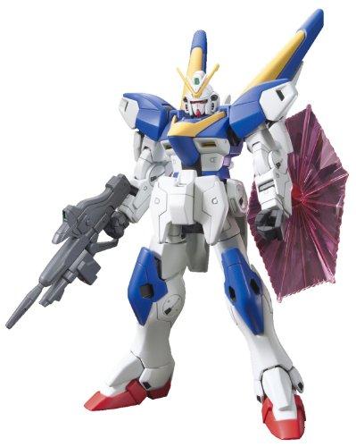 Bandai Hobby HGUC V2 Gundam Model Kit (1/144 Scale)