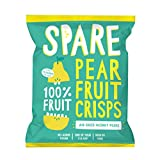 Spare Snacks Natural Air Dried Pear Fruit Crisps 0.7oz