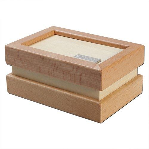 Caja de madera polinizadora para curado Black Leaf (S)