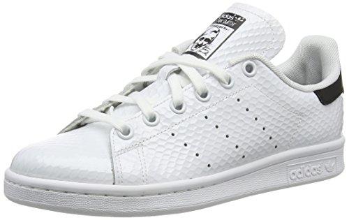 adidas Originals Stan Smith Zapatillas de Deporte Unisex adulto, Blanco (Running White Ftw/Running White Ftw/Core Black), 40 EU