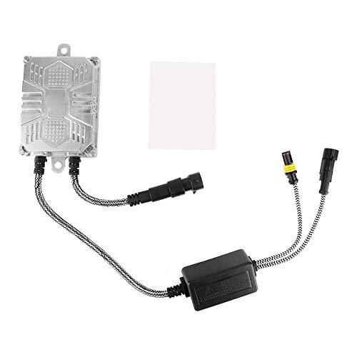 KIMISS 12V 55W X7 Balasto Reemplazo del coche Inicio rápido Flash Xenon Lámpara Balastro Reemplazo delgado Universal Ajuste directo