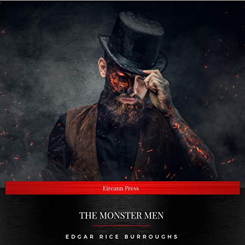 The Monster Men audiobook cover art